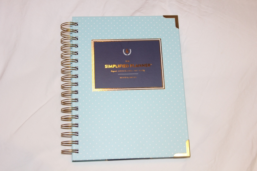Planning My Life – The SimplifiedPlanner