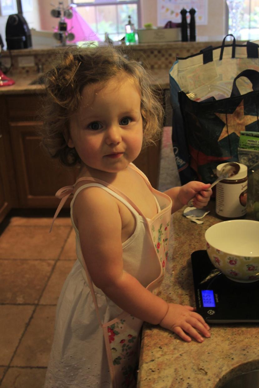 Memory Making and Rate that Recipe – Hazelnut and ChocolateCupcakes.