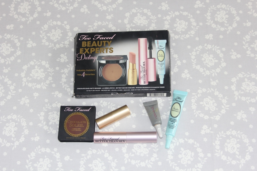 The Too Faced Trial