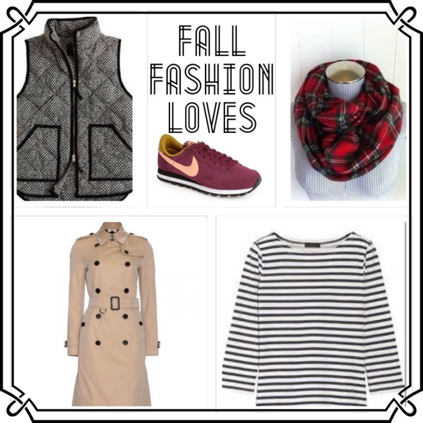 High Five Monday – Fall Fashion Loves x
