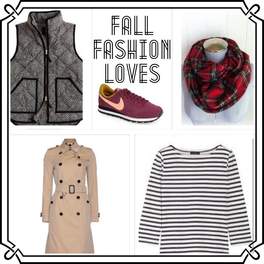 High Five Monday – Fall Fashion Lovesx