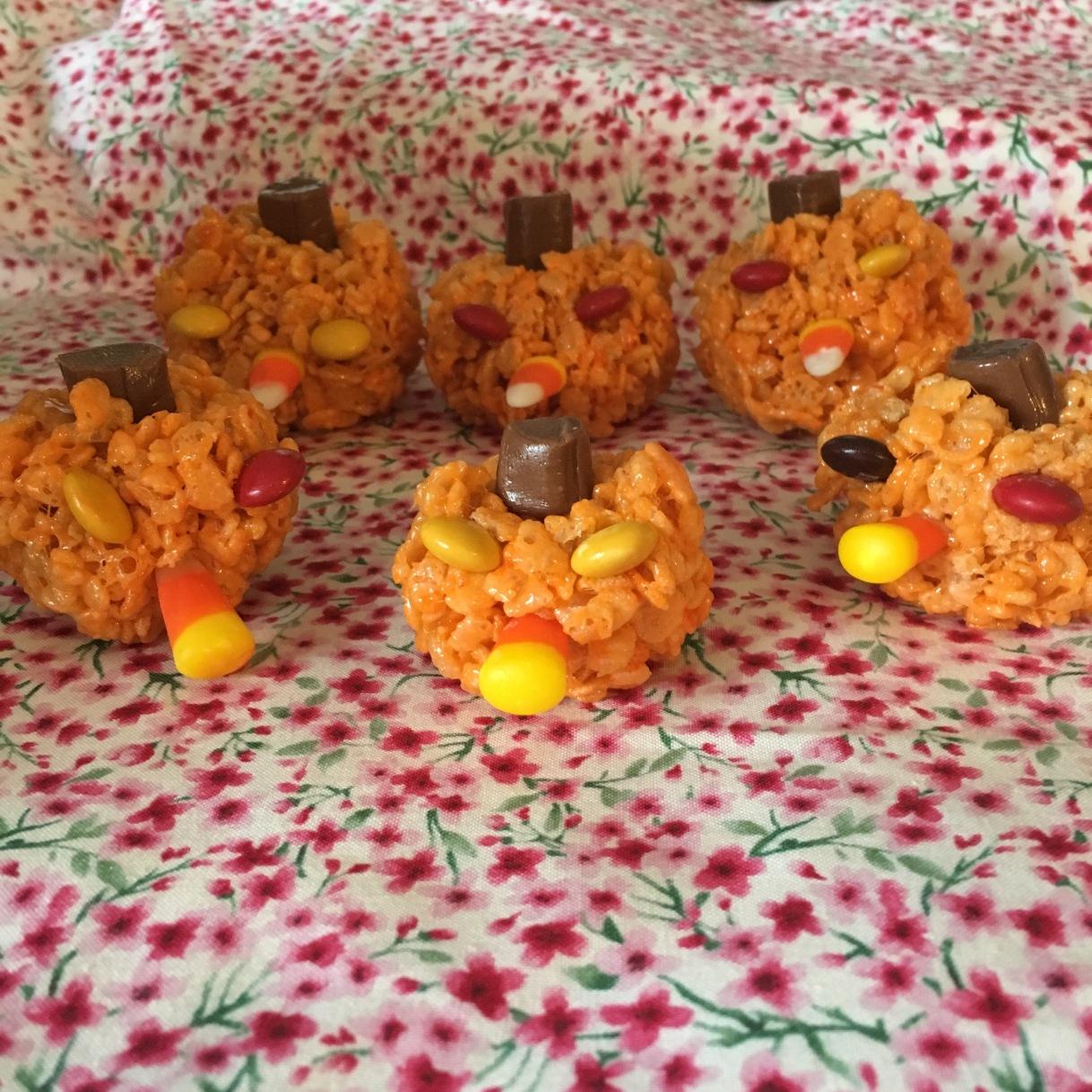 Toddler Halloween Treats
