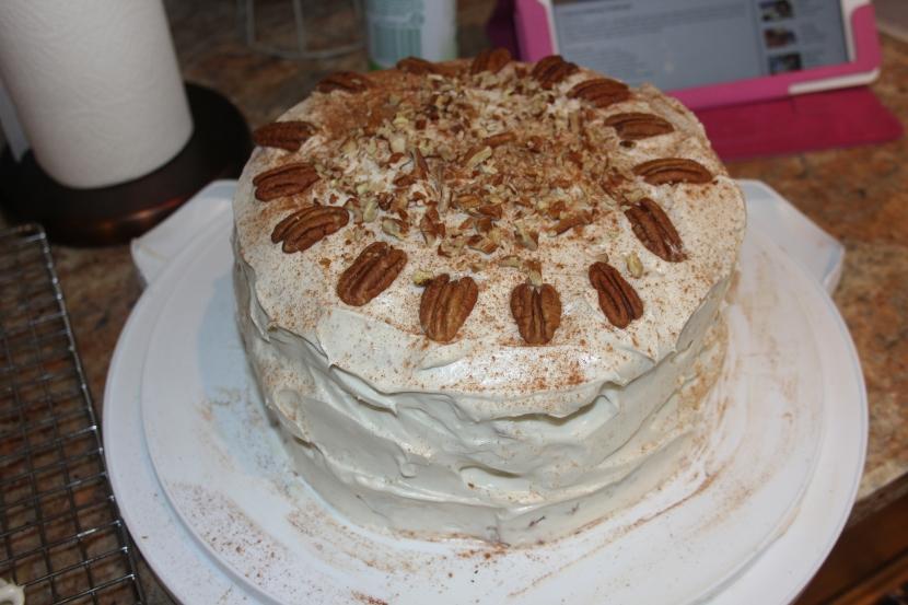 Hummingbird Cake – YesPlease