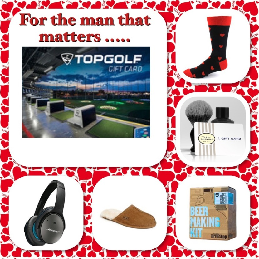 Roses Are Red, Violets Are Blue, TLL Gift Guide, Here To Help You