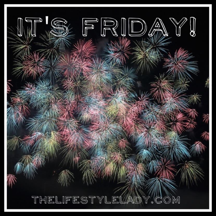 The Friday Feeling- Links I love