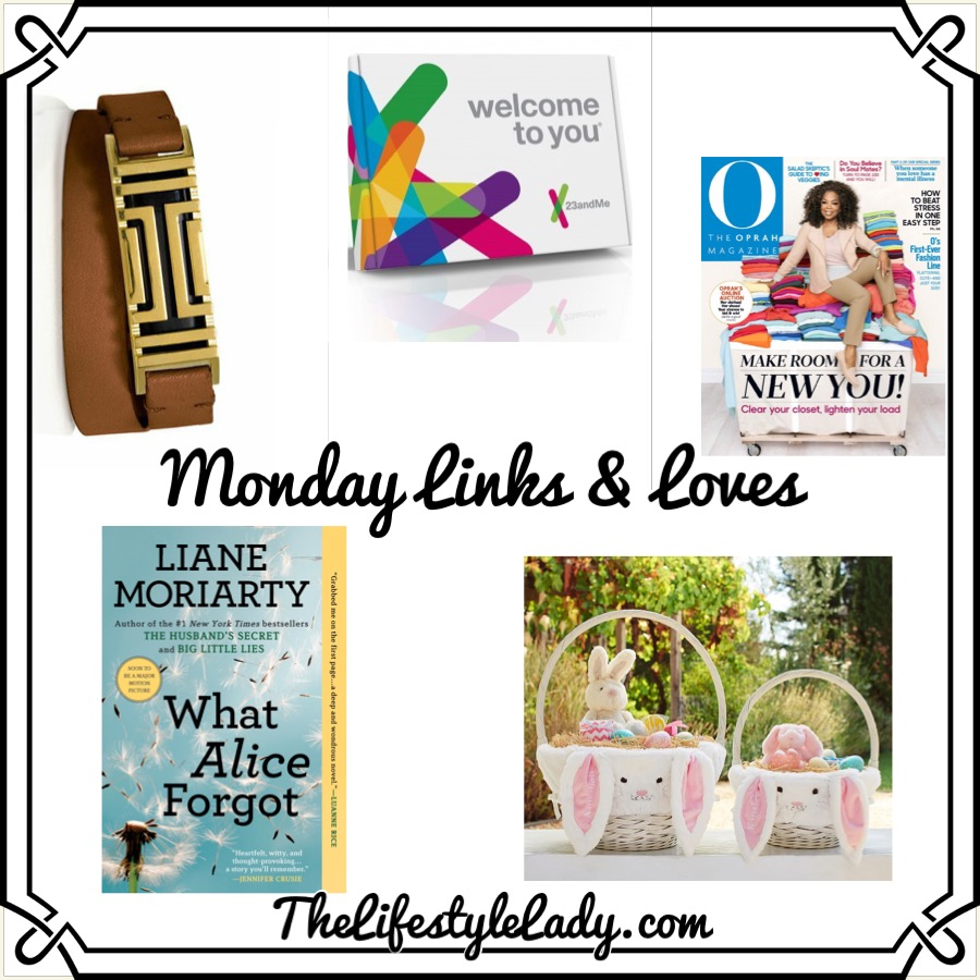 Monday Links &Loves