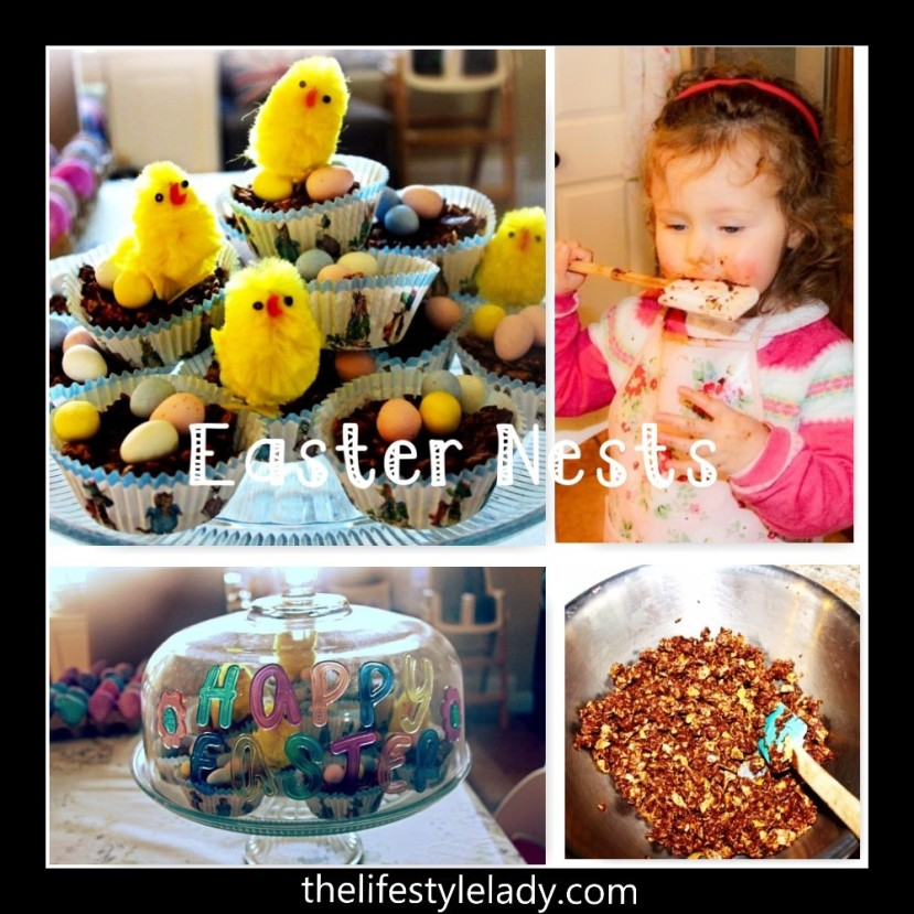 Happy Easter – Making Memories
