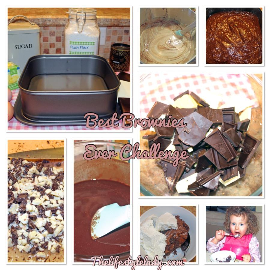 Best Brownies EverChallenge!!!
