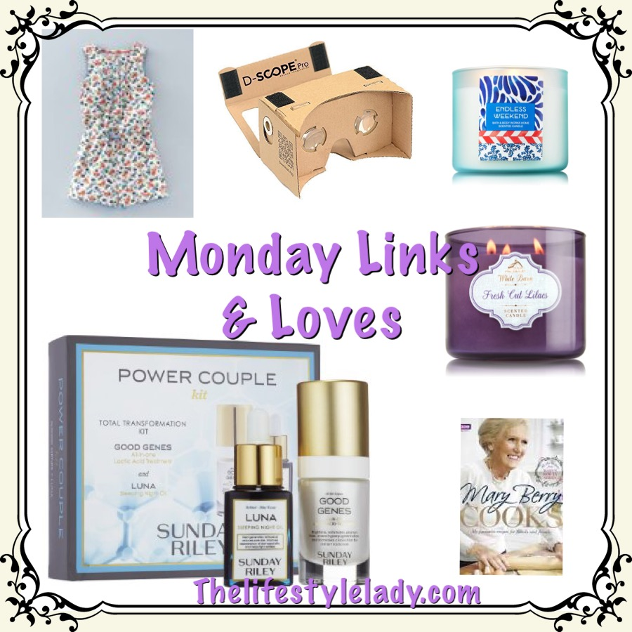 Monday Links and Loves