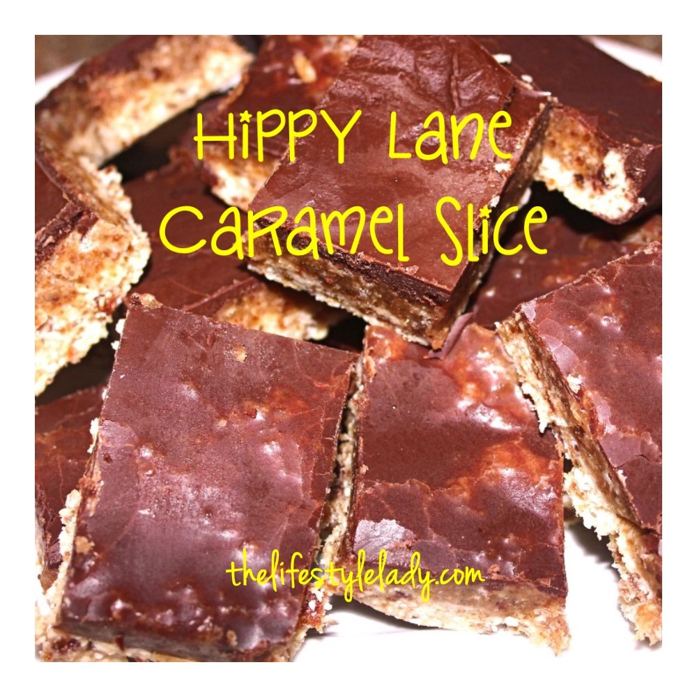 Baking Wednesday – Caramel Slice