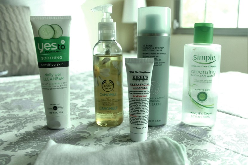 TLL Essential Cleansers
