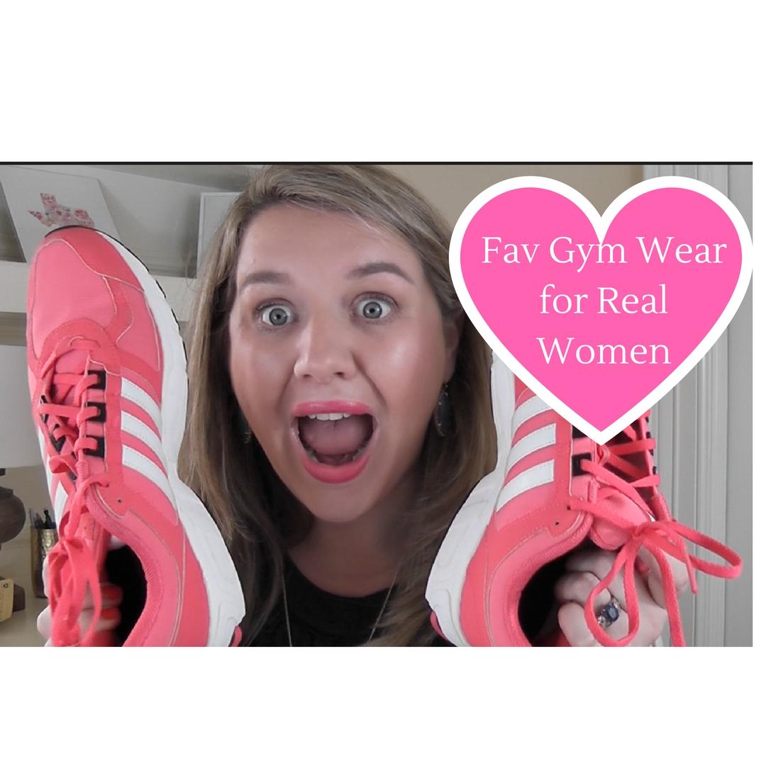 Fav Gym Wear for RealWomen