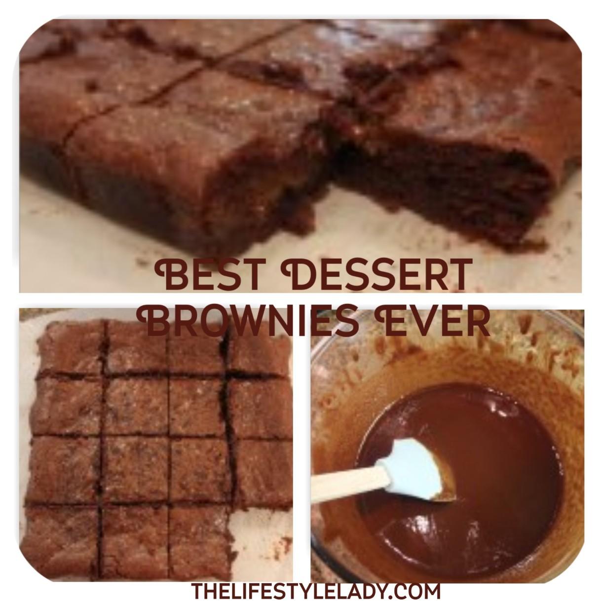 Best Dessert Brownies Ever-FACT!