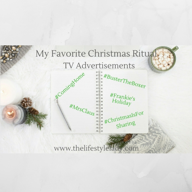 My Secret Christmas Obsession – TV Ads