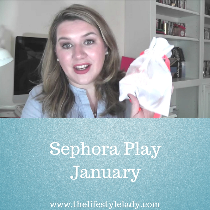 Sephora Play January
