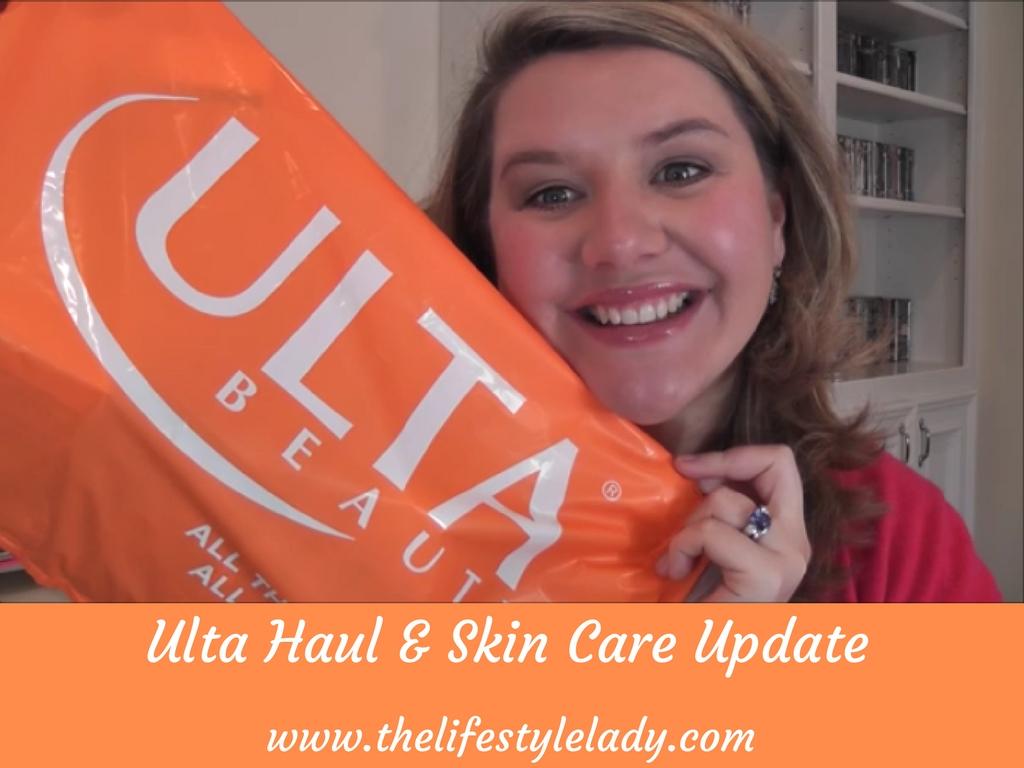 Ulta Haul & Skin CareUpdate