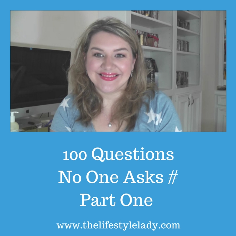 100 Questions Nobody Ever Asks – Part1