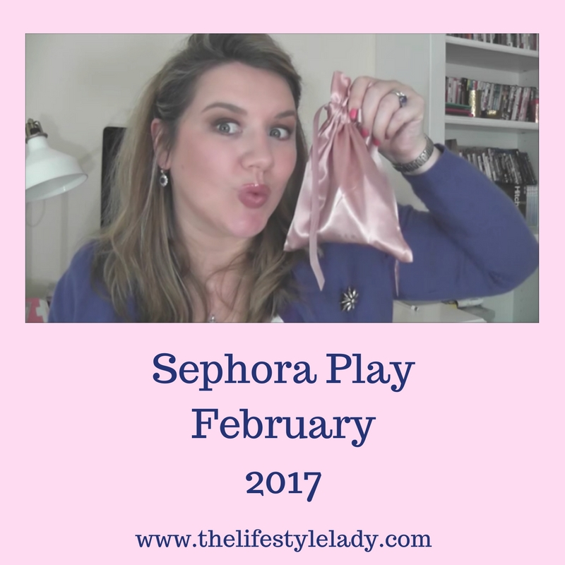 Sephora Play February 2017