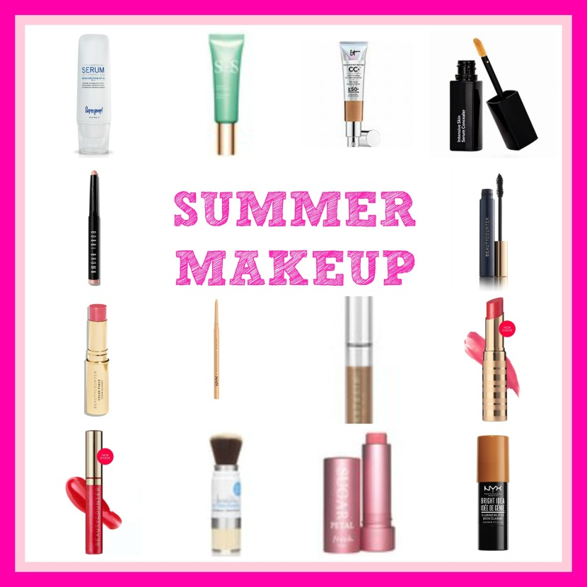 My Summer MakeupRefresh